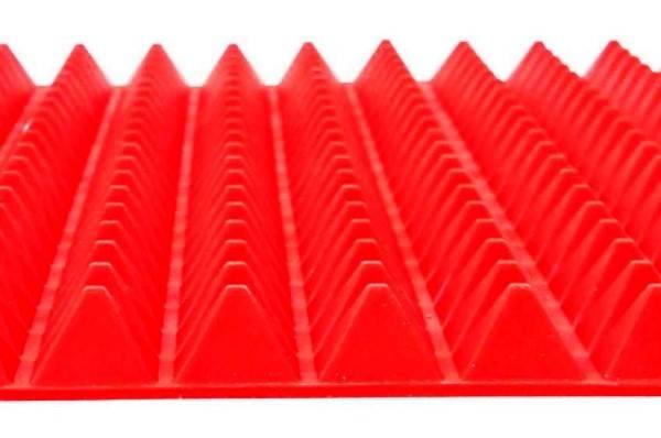 tapete de cozimento piramide