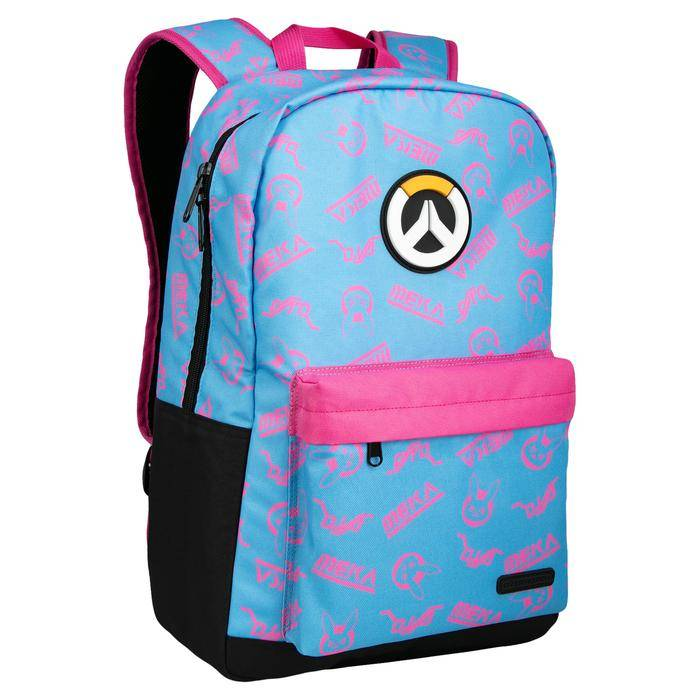 Product image of Overwatch D.Va Splash Backpack
