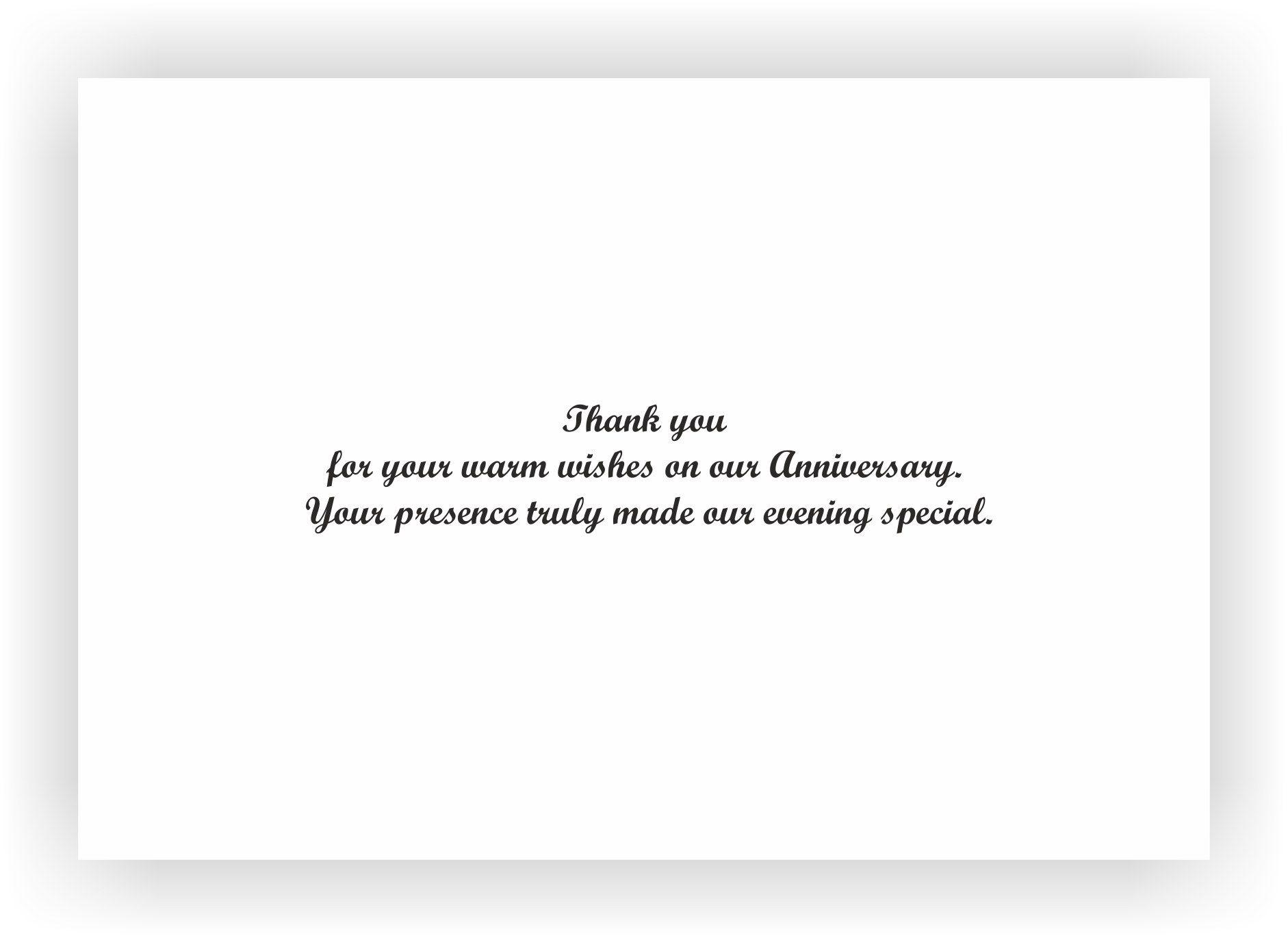 Wedding Gift Wording Ideas: Wedding Anniversary Return Gift Wording