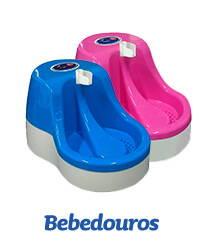 Fontes de gatos - Bebedouros