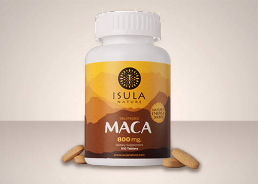 Reviews Maca Tablet 800 mg – isulanature