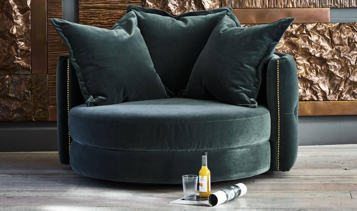Martha Swivel Chair