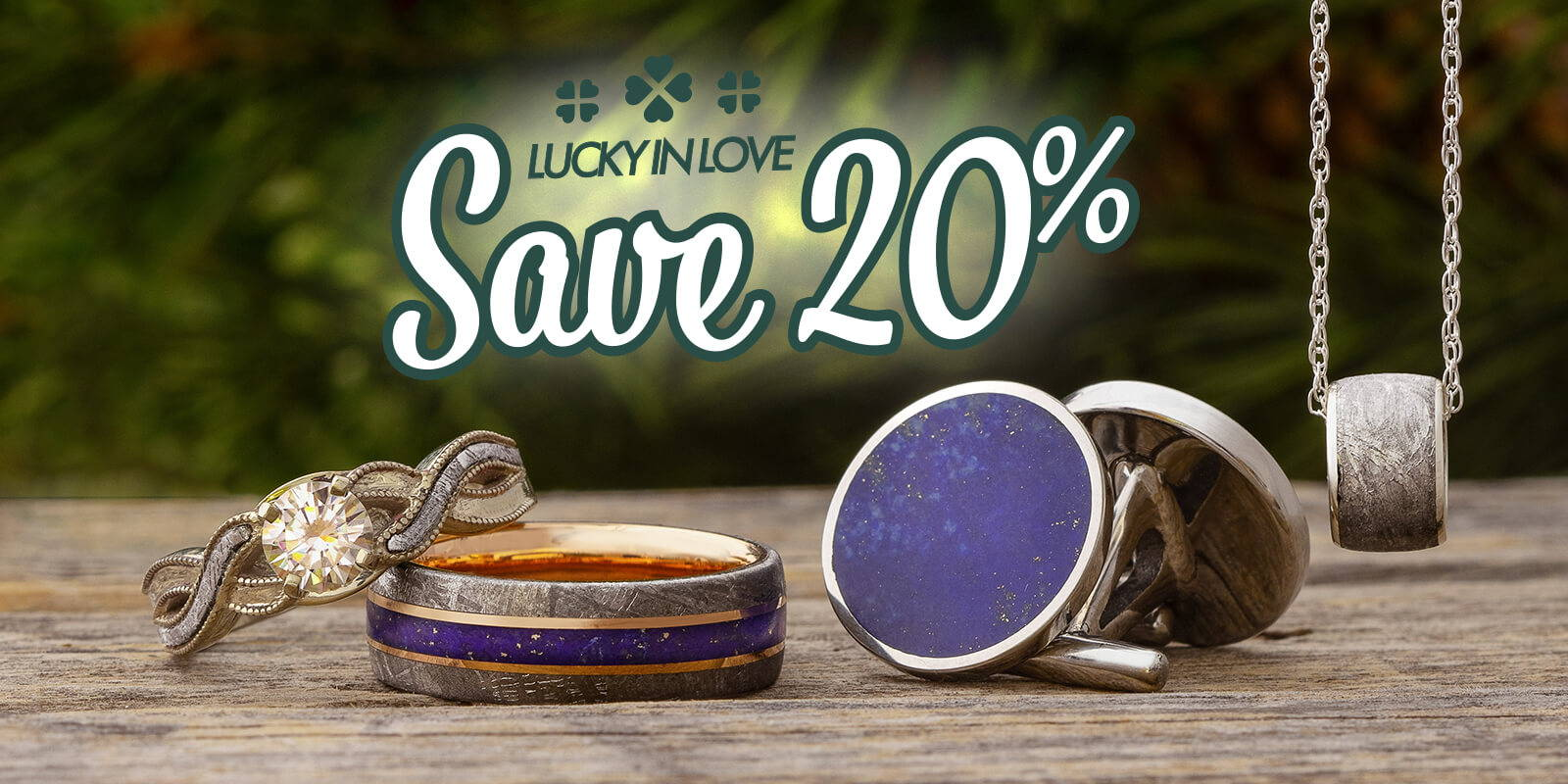 Lucky in Love Sale