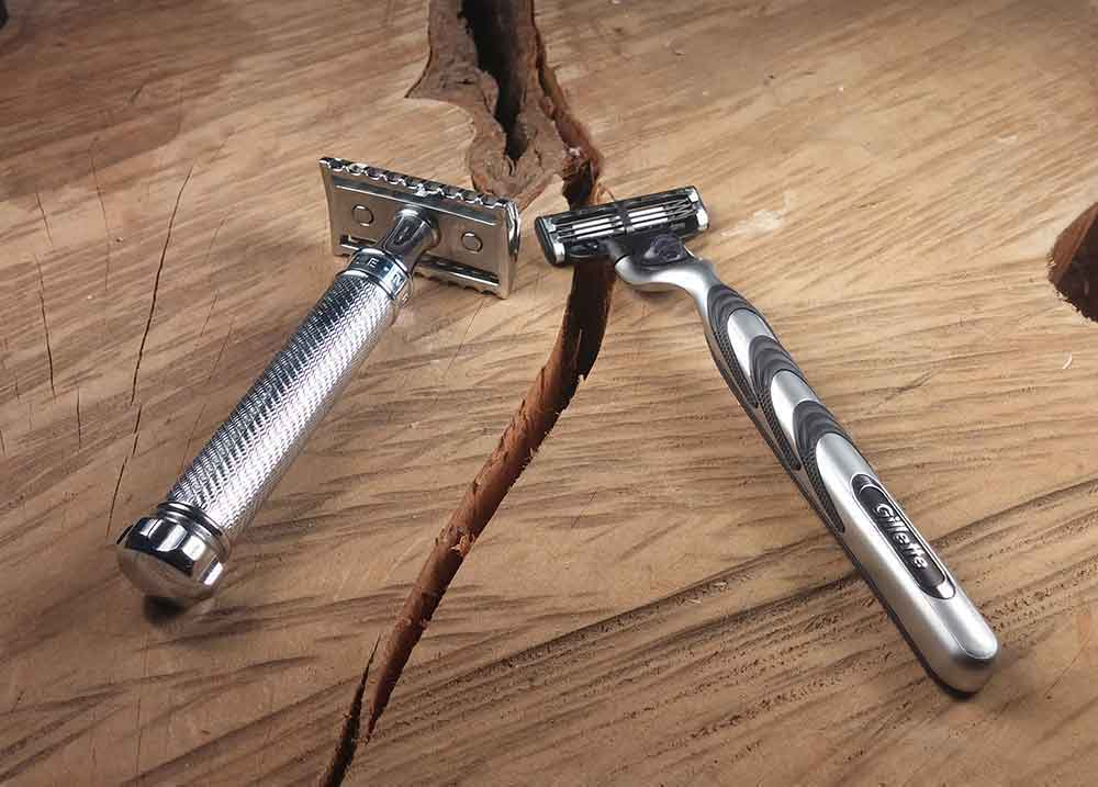 Safety Razor Vs Disposable Razor