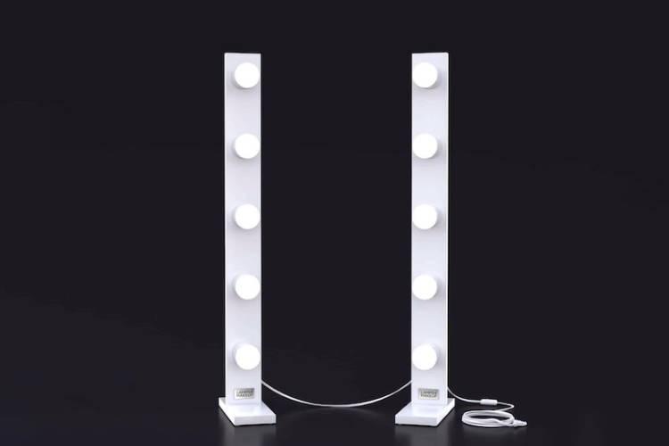 Premium 5+5 lamps4makeup