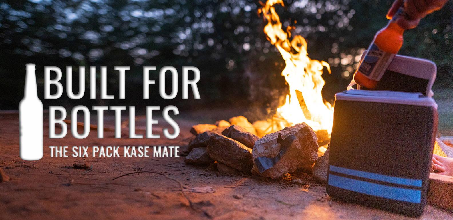 Kanga Kase Mate Esky Six Pack Around The Fire.
