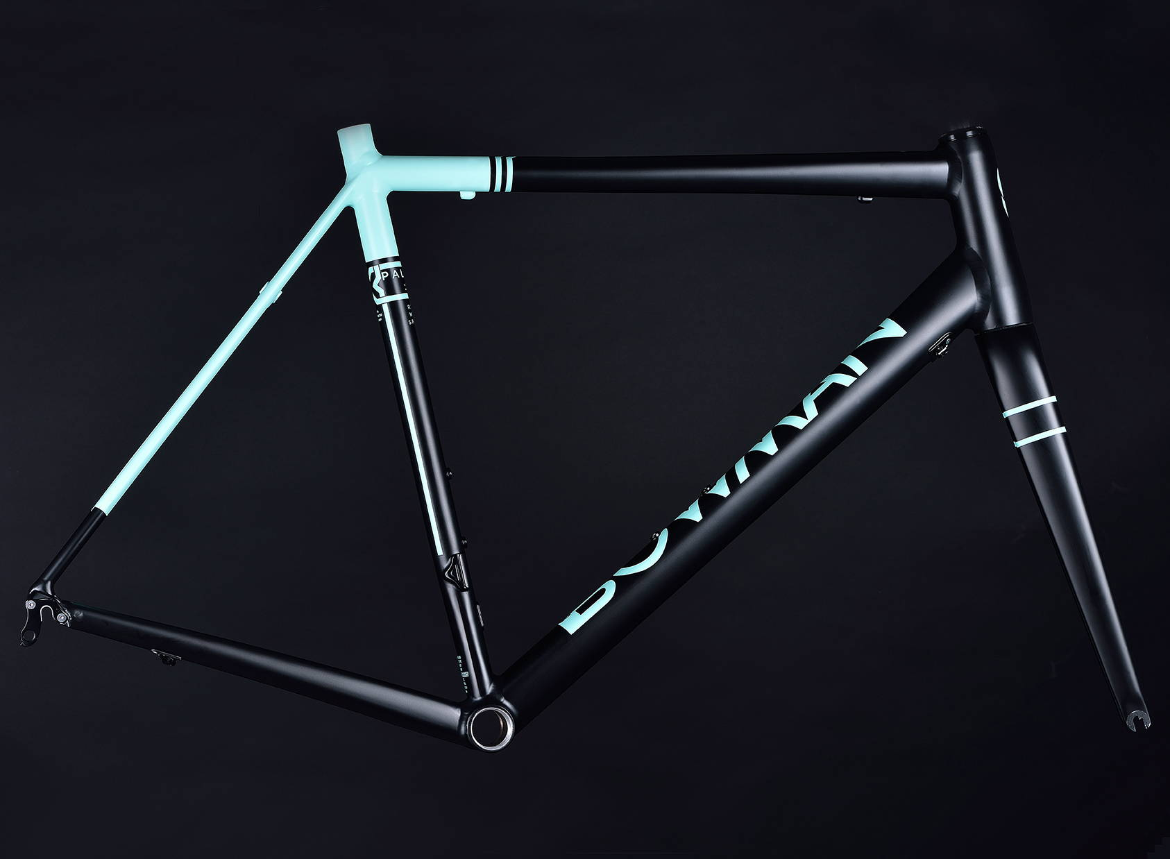 Bowman Cycles PalaceR Frameset