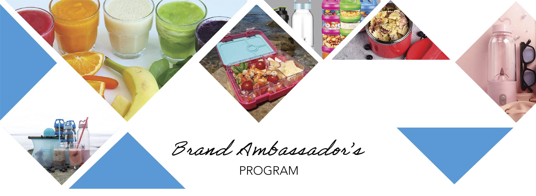 Ambassador's Program Banner