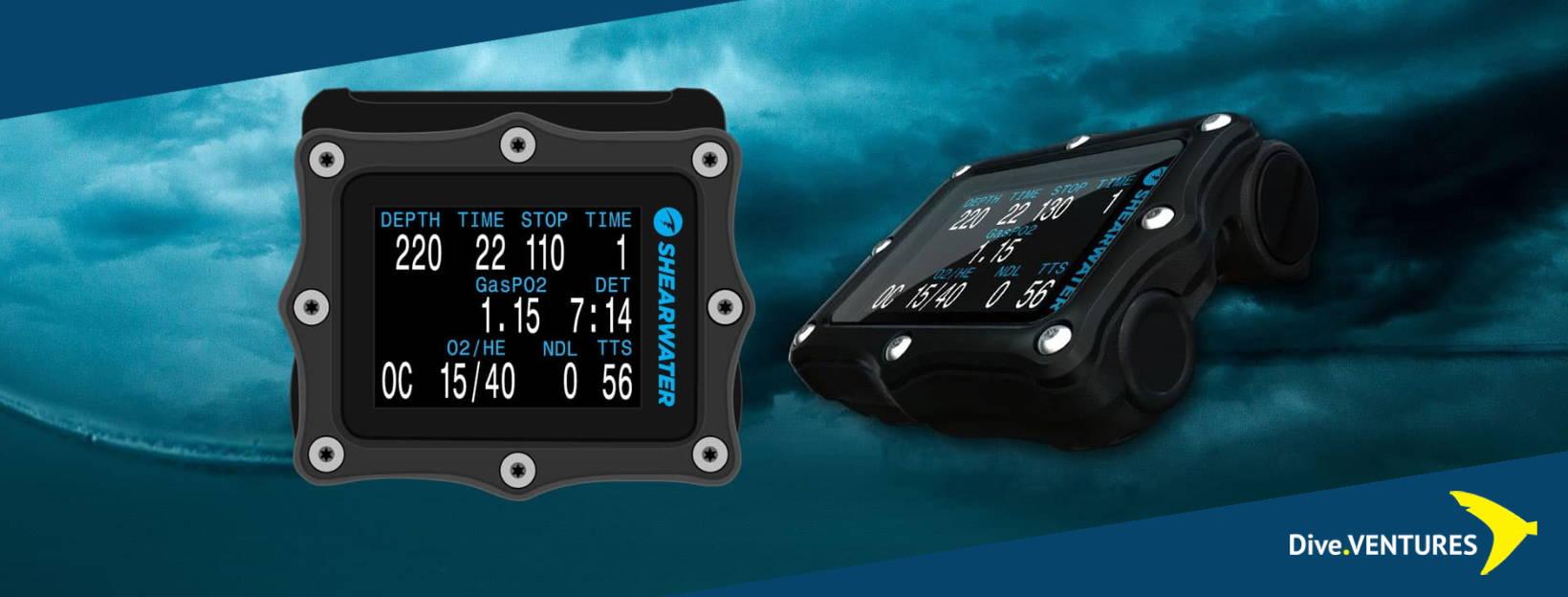 Shearwater Peregrine Dive Computer | Dive.VENTURES