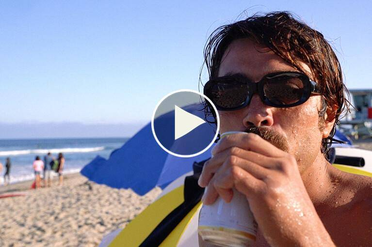 Watch Tested Beachside with Jared Mell