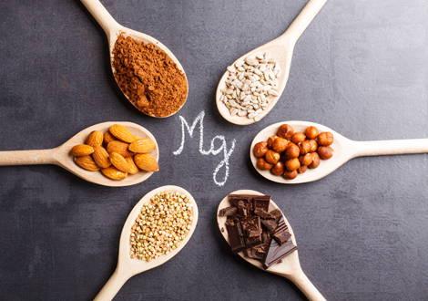 Les  oléagineux et le chocolat sont de bonne source de magnésium