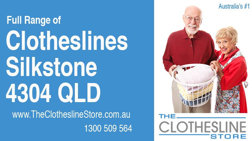 New Clotheslines in Silkstone Queensland 4304