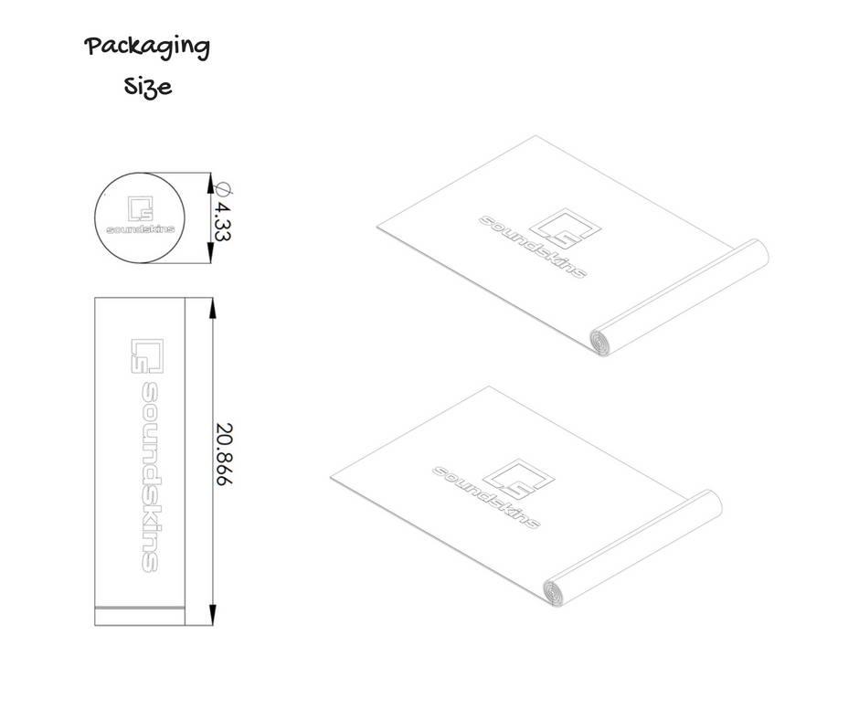 SoundSkins Lite Specs