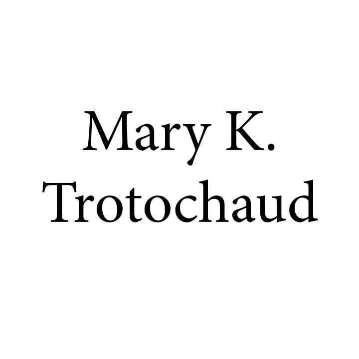 Mary Trotochaud artist logo