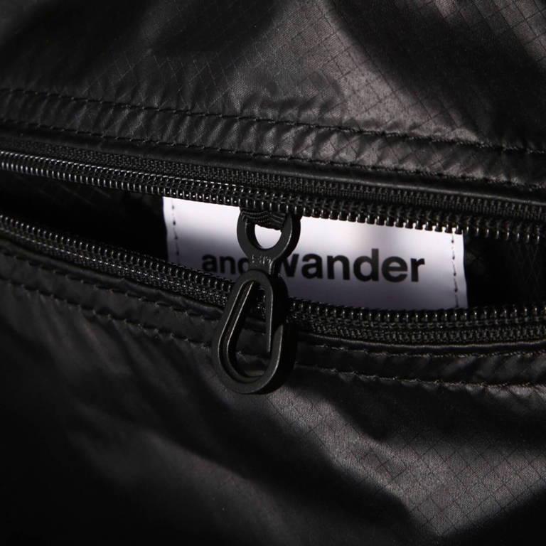 andwander(アンドワンダー)/エックスパック 20L デイパック/グレー/UNISEX