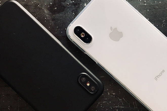 The Ultra Thin iPhone X Case