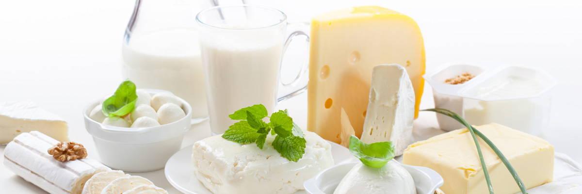 Kuhmilchallergie - auf welche Lebensmitteln man achten sollte
