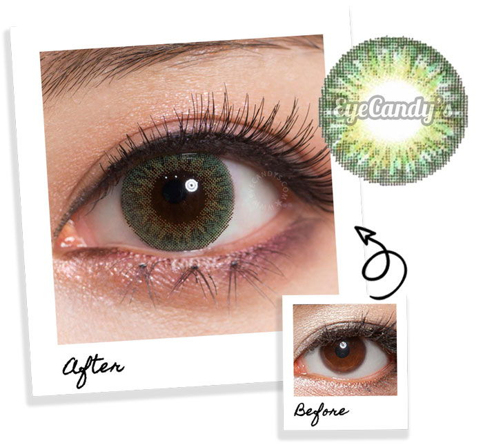 The Best Colored Contacts For Brown Eyes Updated April