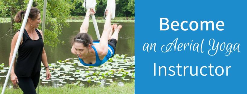 aerial yoga uplift active teacher training
