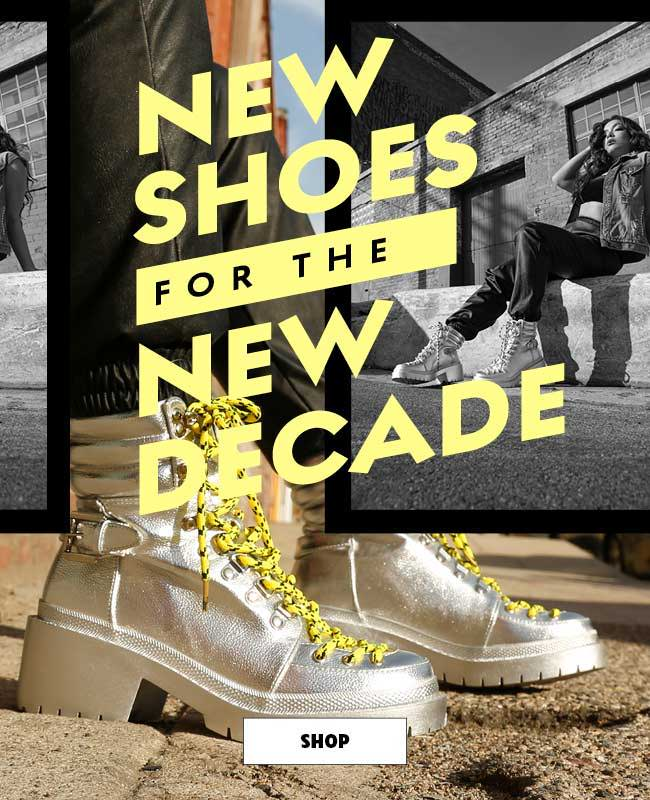 New Shoes for the new decade | Shop New Arrivals