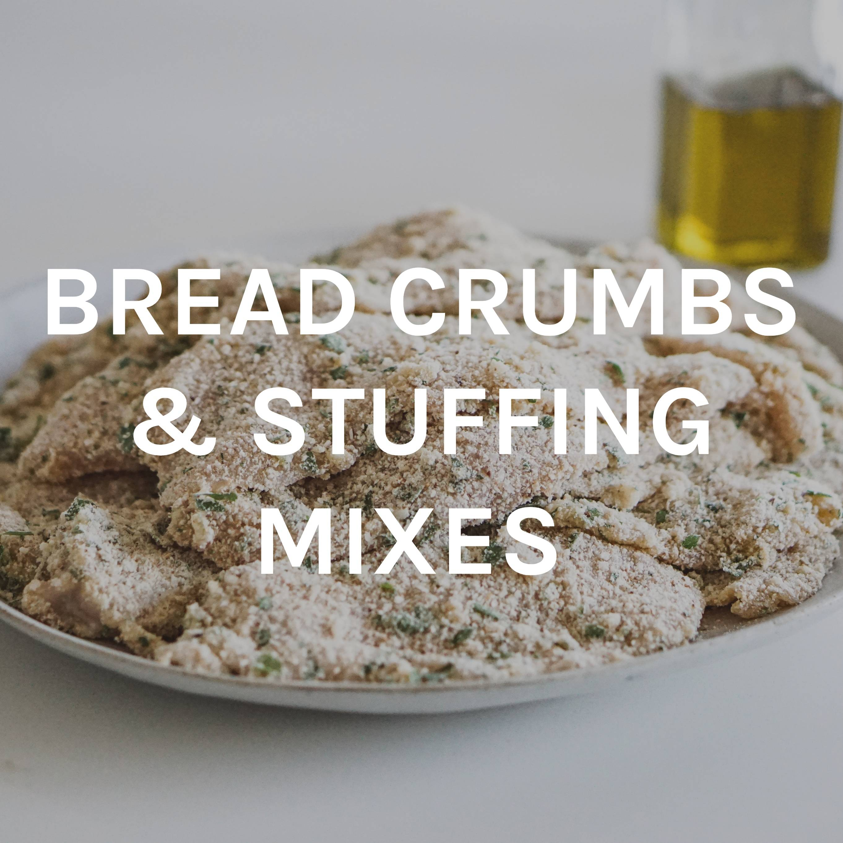 Bread Crumbs & Stuffing Mixes