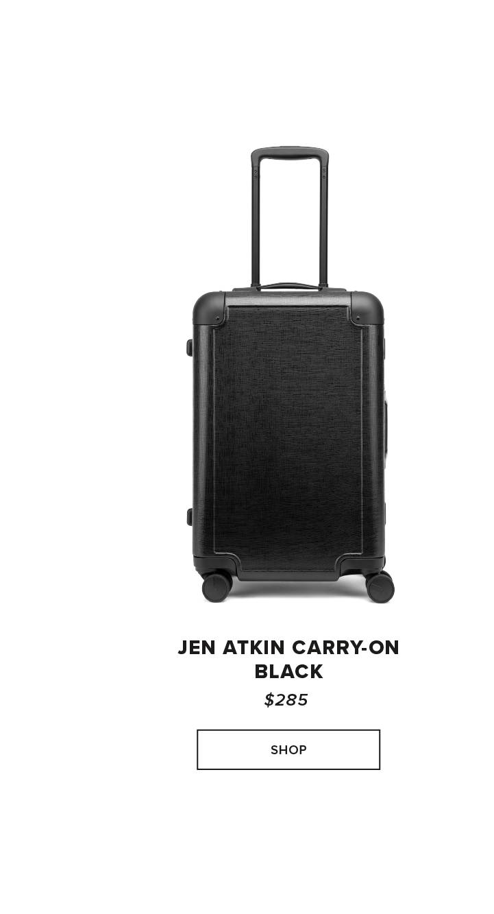 CALPAK x Jen Atkin Carry-On - Black