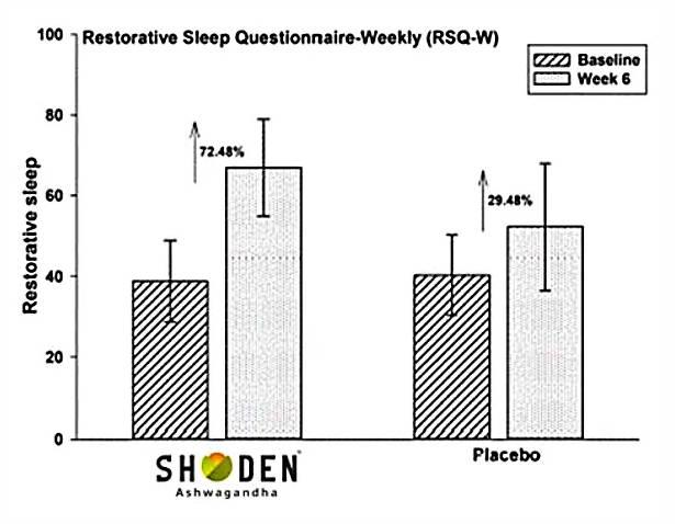 Shoden Ashwagandha Sleep Study Questionnaire