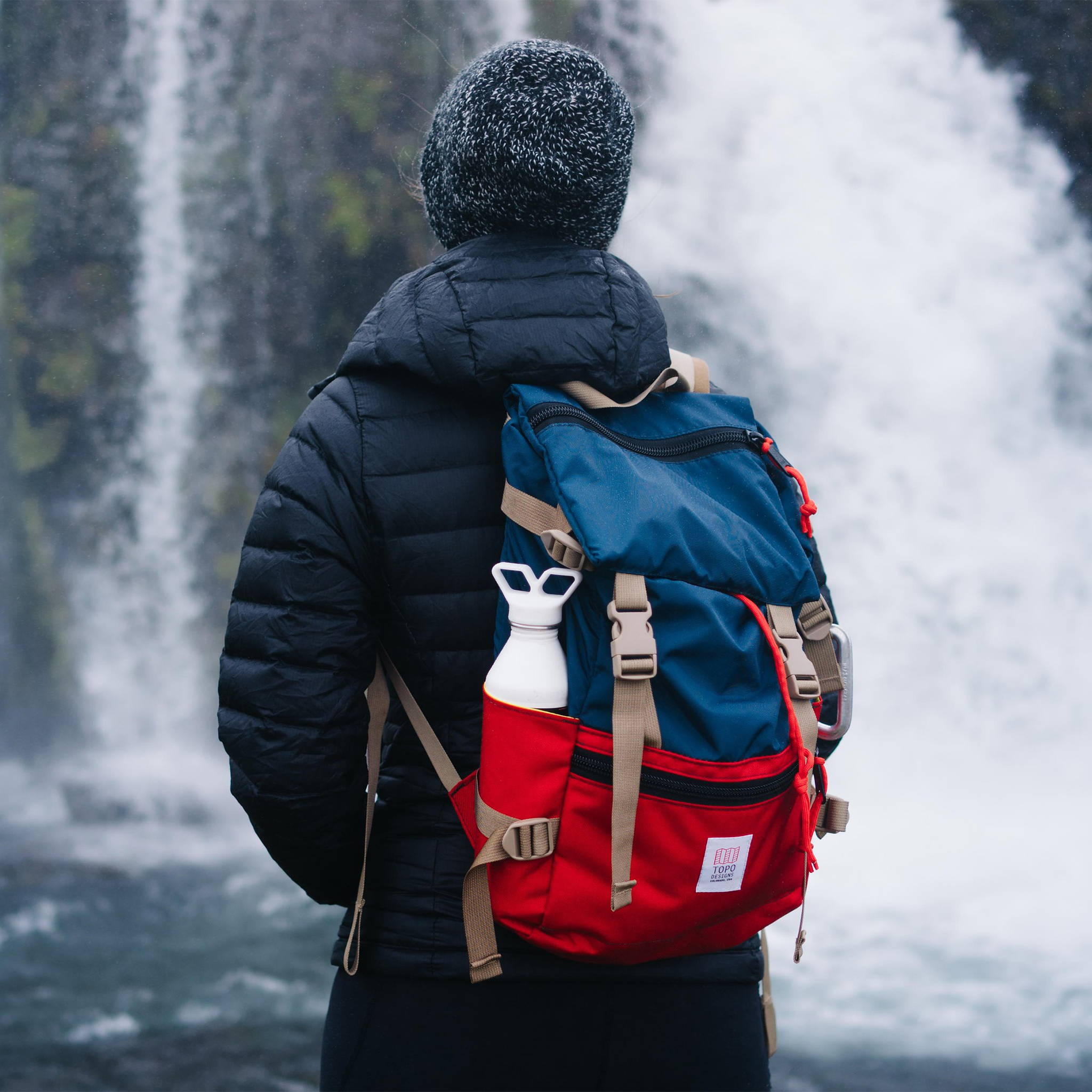 cf9922a39 Rover Pack Rucksack Backpack | Topo Designs - Made in Colorado, USA