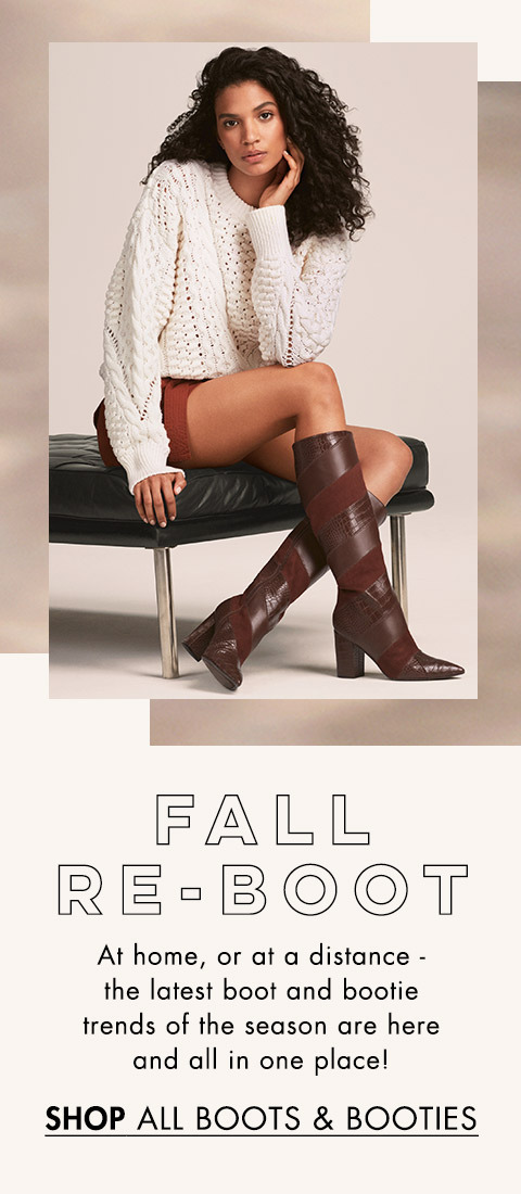 Shop Boots & Booties