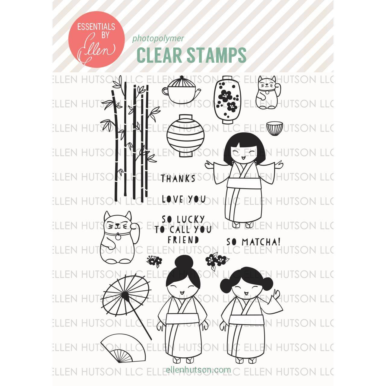 Essentials by Ellen So Matcha
