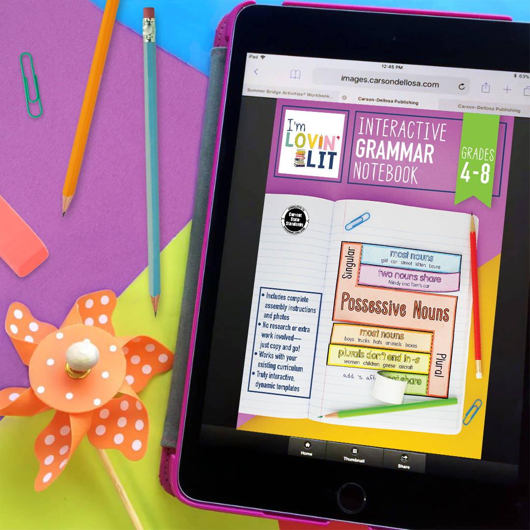 Interactive Notebook eBook