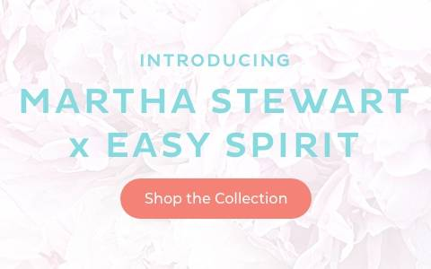 Martha Stewart x Easy Spirit