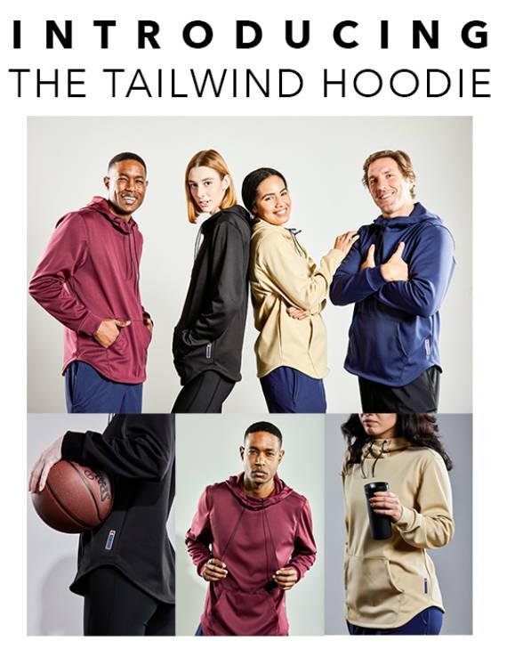 Tailwind Performance Hoodie