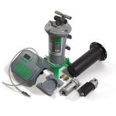 Air Supply, Filtration, and Monitoring for Supplied Air Respirators from X1 Safety