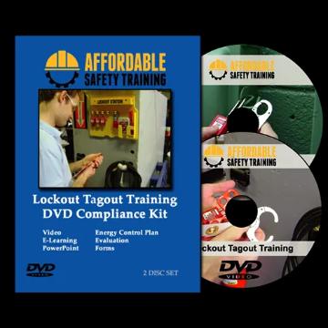 Lockout Tagout Training Kit