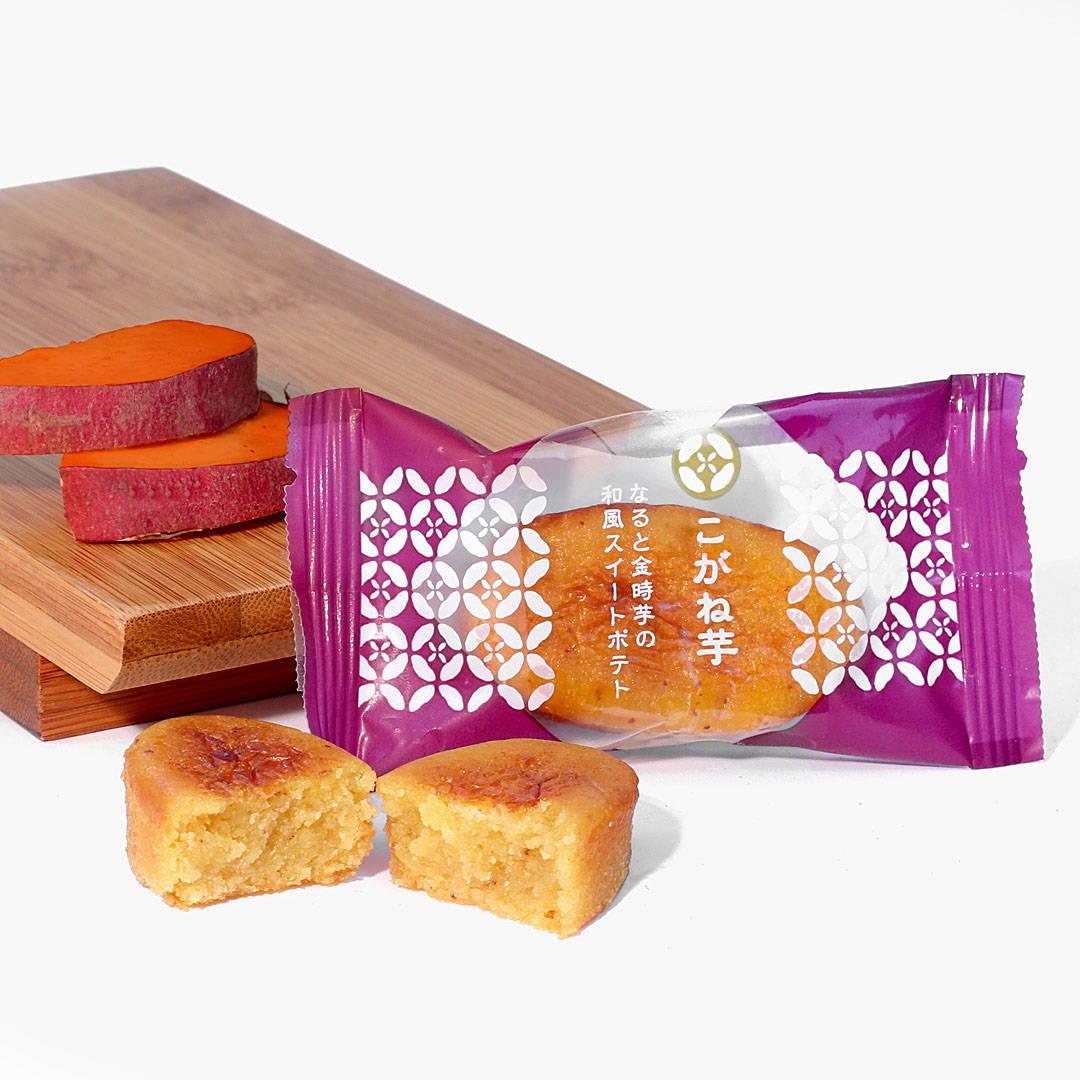 Koganeimo Golden Sweet Potato Cake