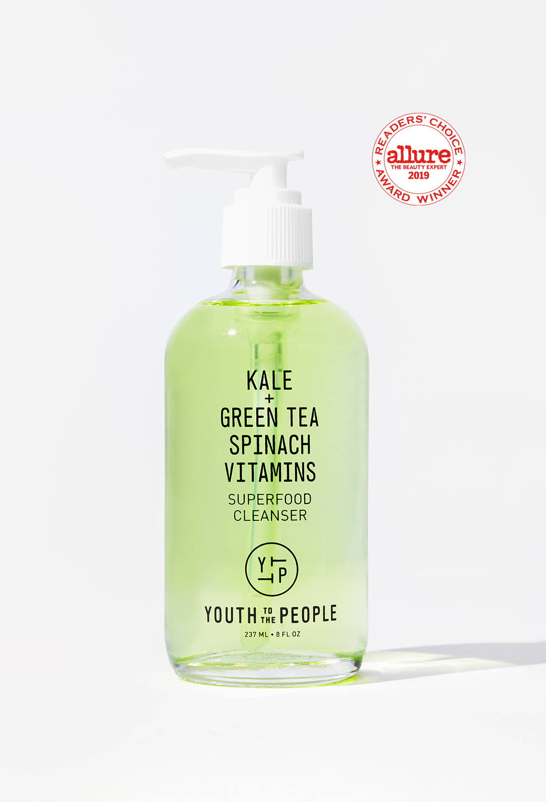 Superfood Kale Antioxidant Rich Face Cleanser Youth To The People