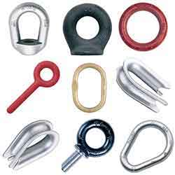 Rigging Supplies & Fittings
