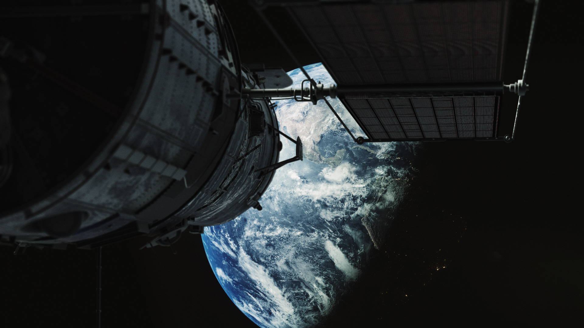 Space Elements for VFX by Visual FX Pro