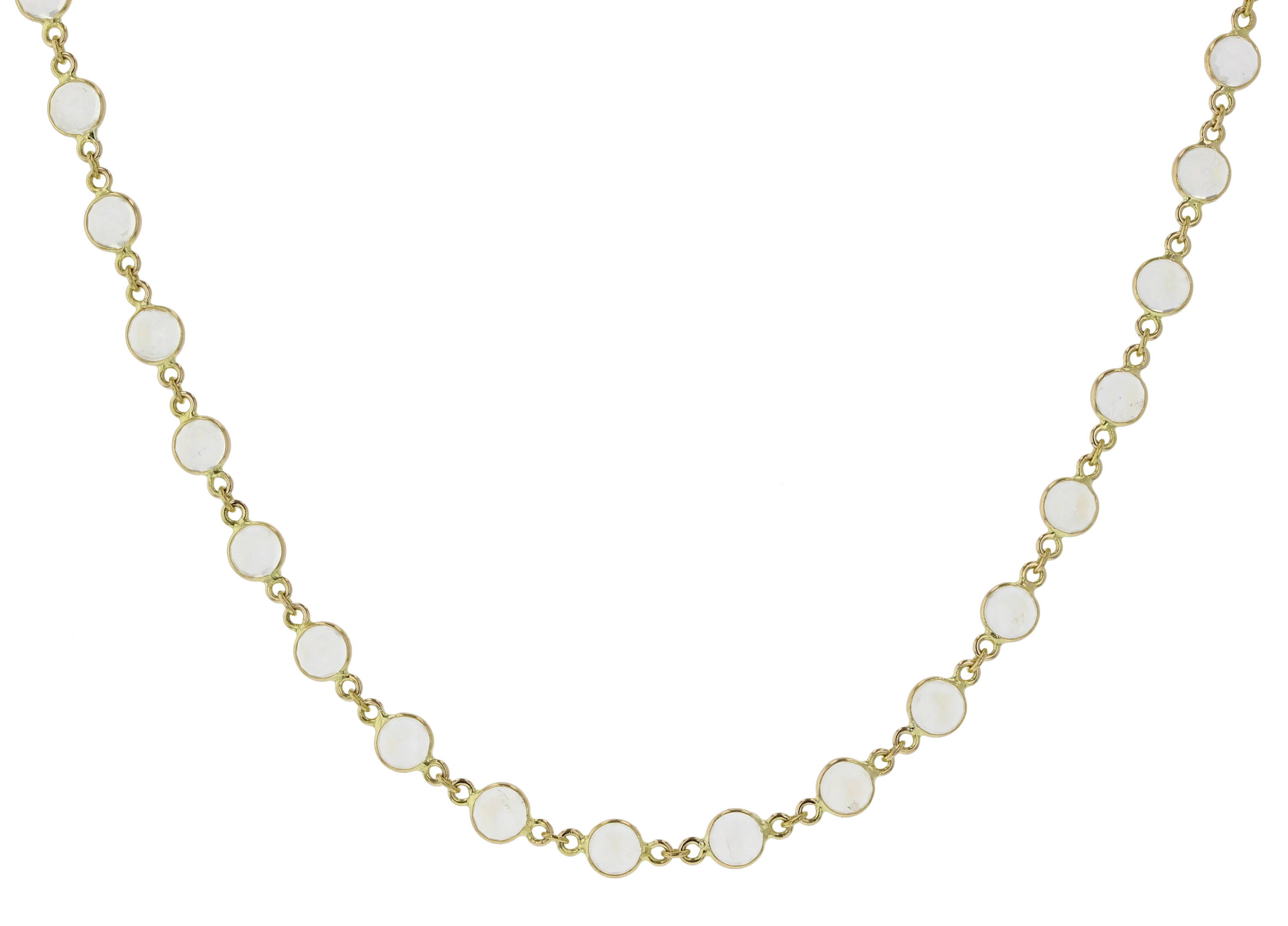 Penny Preville Moonstone Necklace