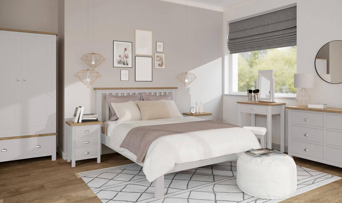 Pershore Painted Bedroom
