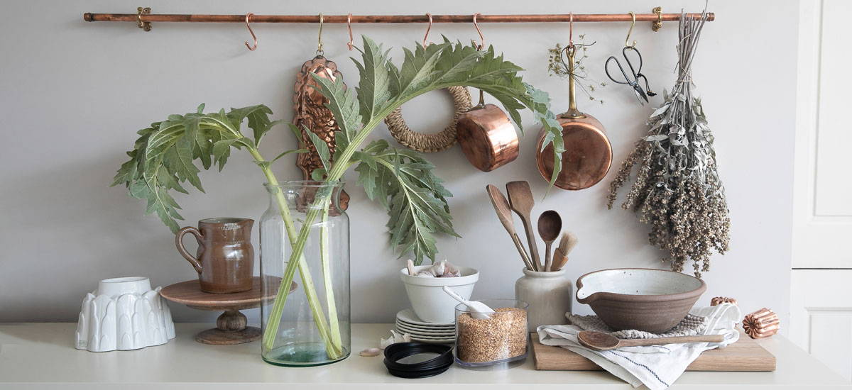 Stories from a Kitchen Pantry