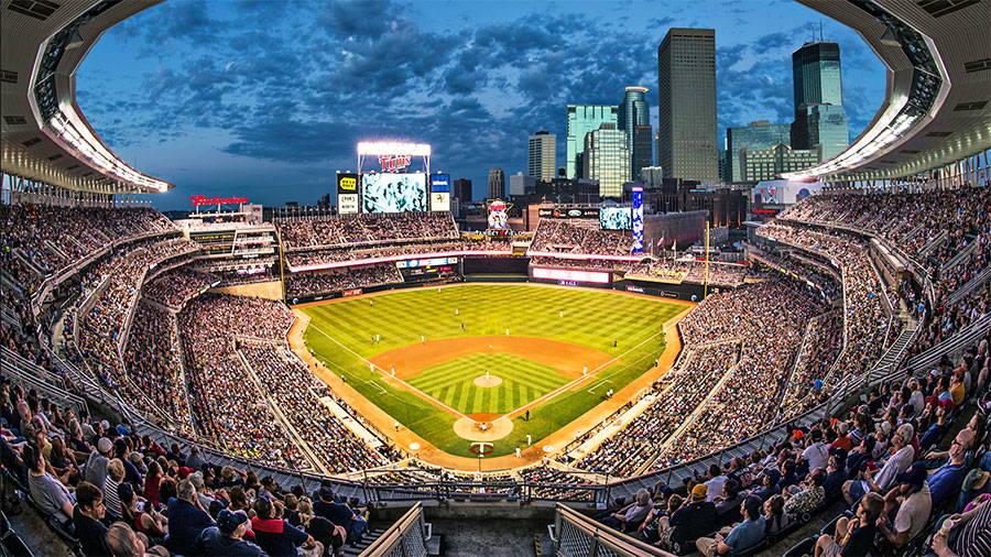 Minnesota Twins Baseball Stadium