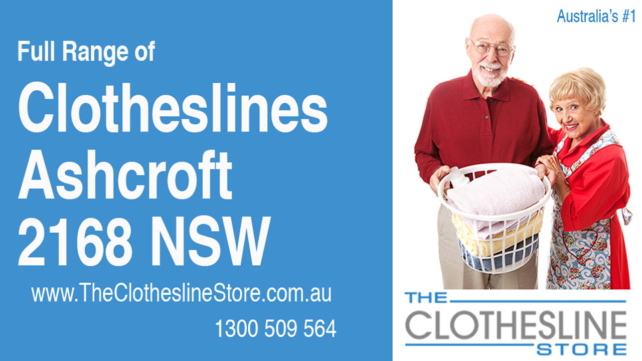 Clotheslines Ashcroft 2168 NSW