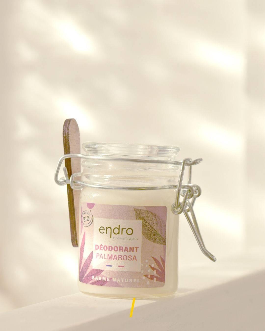 Le déodorant baume - Palmarosa - Endro