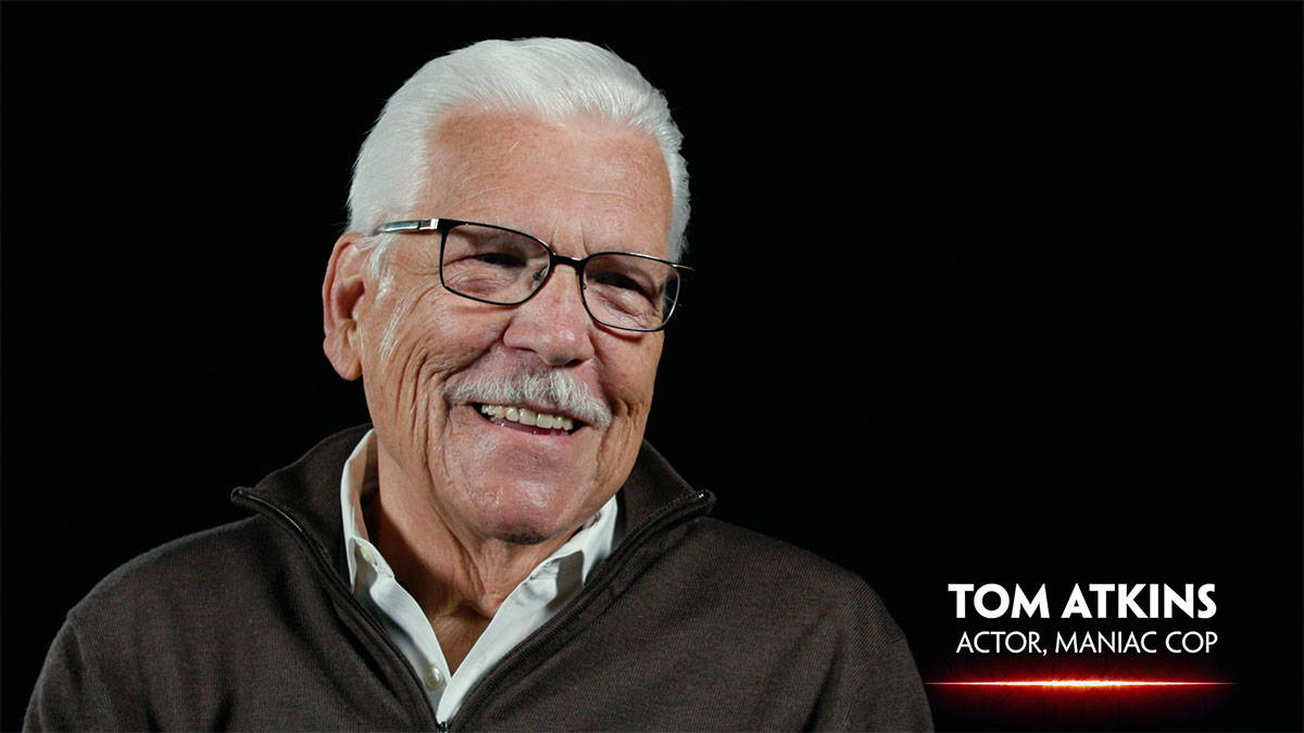 In Search of Darkness: Tom Atkins interview