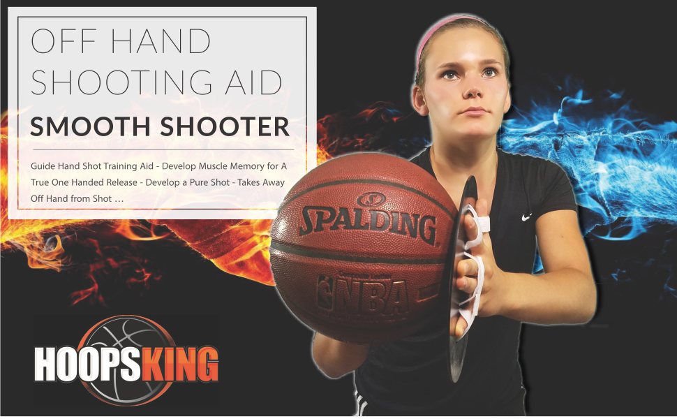 Basketball Off Hand Shooting Aid Smooth Shooter