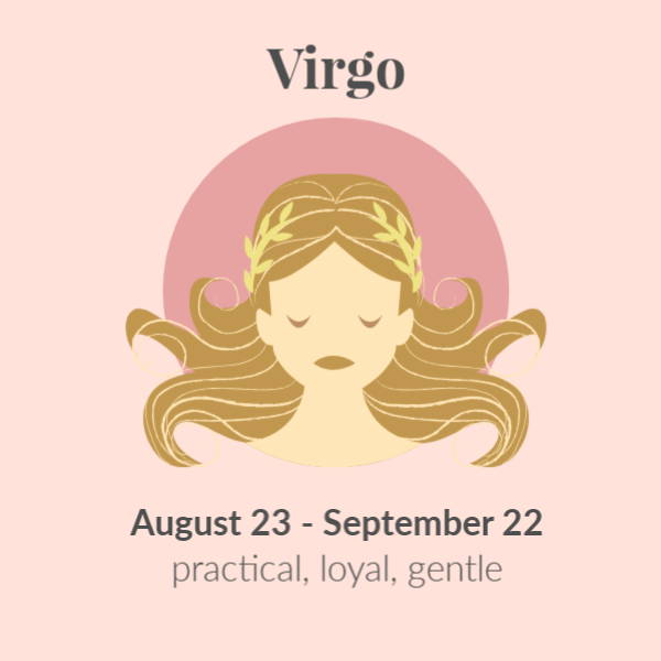 The Perfect Color Lenses for Star Sign Virgo | Aug 23 - Sep 22