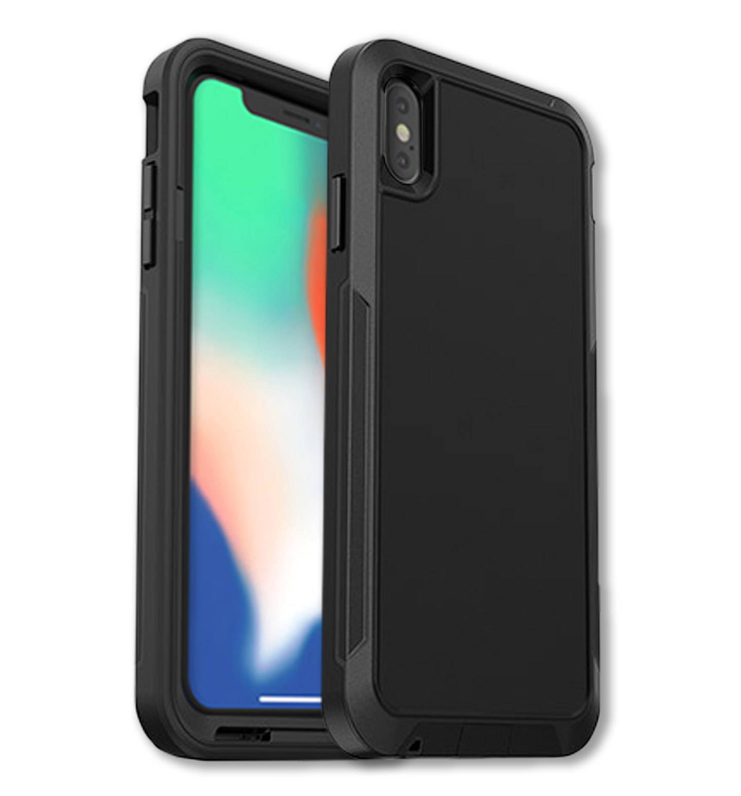 iPhone Xs Max OtterBox Pursuit case skins.  Decorative phone case skins for iPhone Xs Max.  iPhone Xs Max phone case covers and decals will add to your custom style.