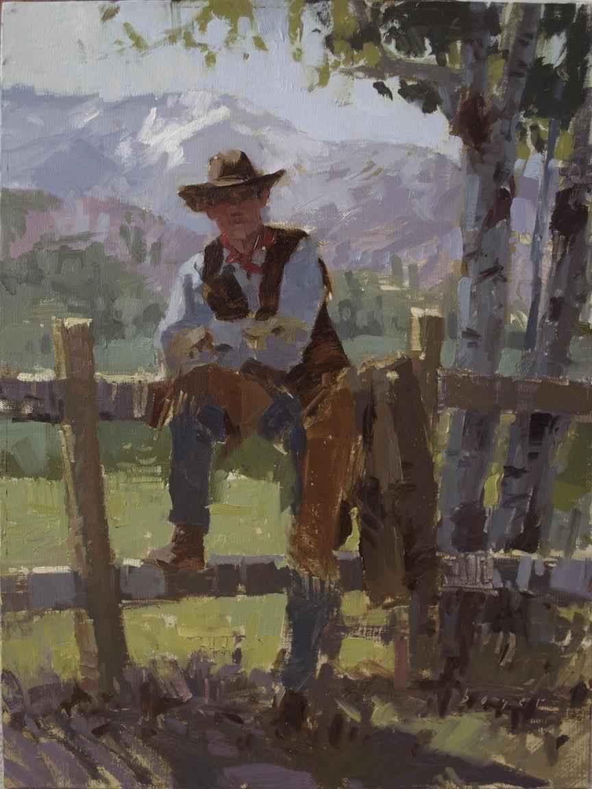 Artist Workshop. Lyn Boyer. Sorrel Sky Gallery. Durango Art Gallery. Santa Fe Art Gallery.
